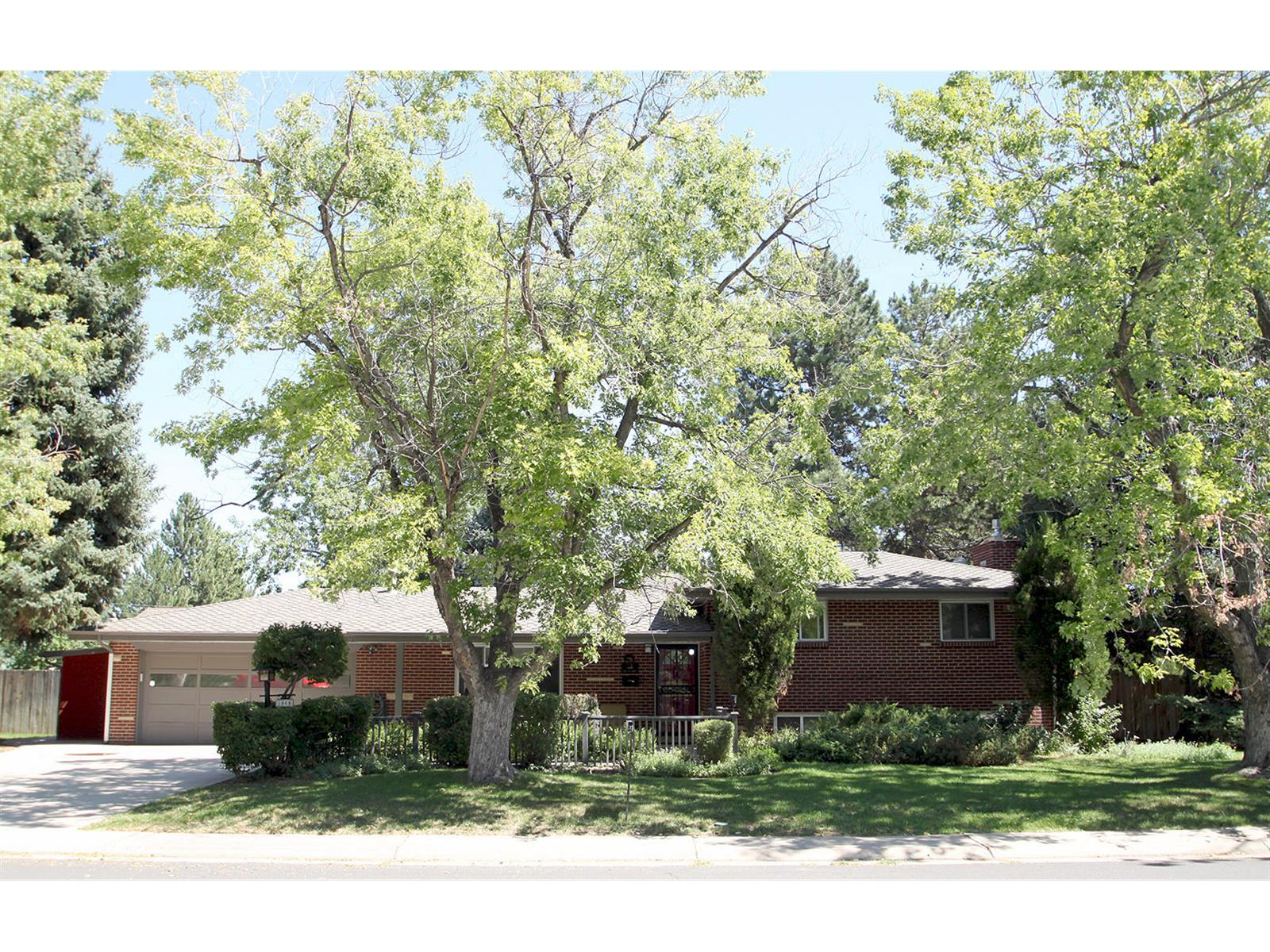 just sold tri level in the popular applewood subdivision of golden