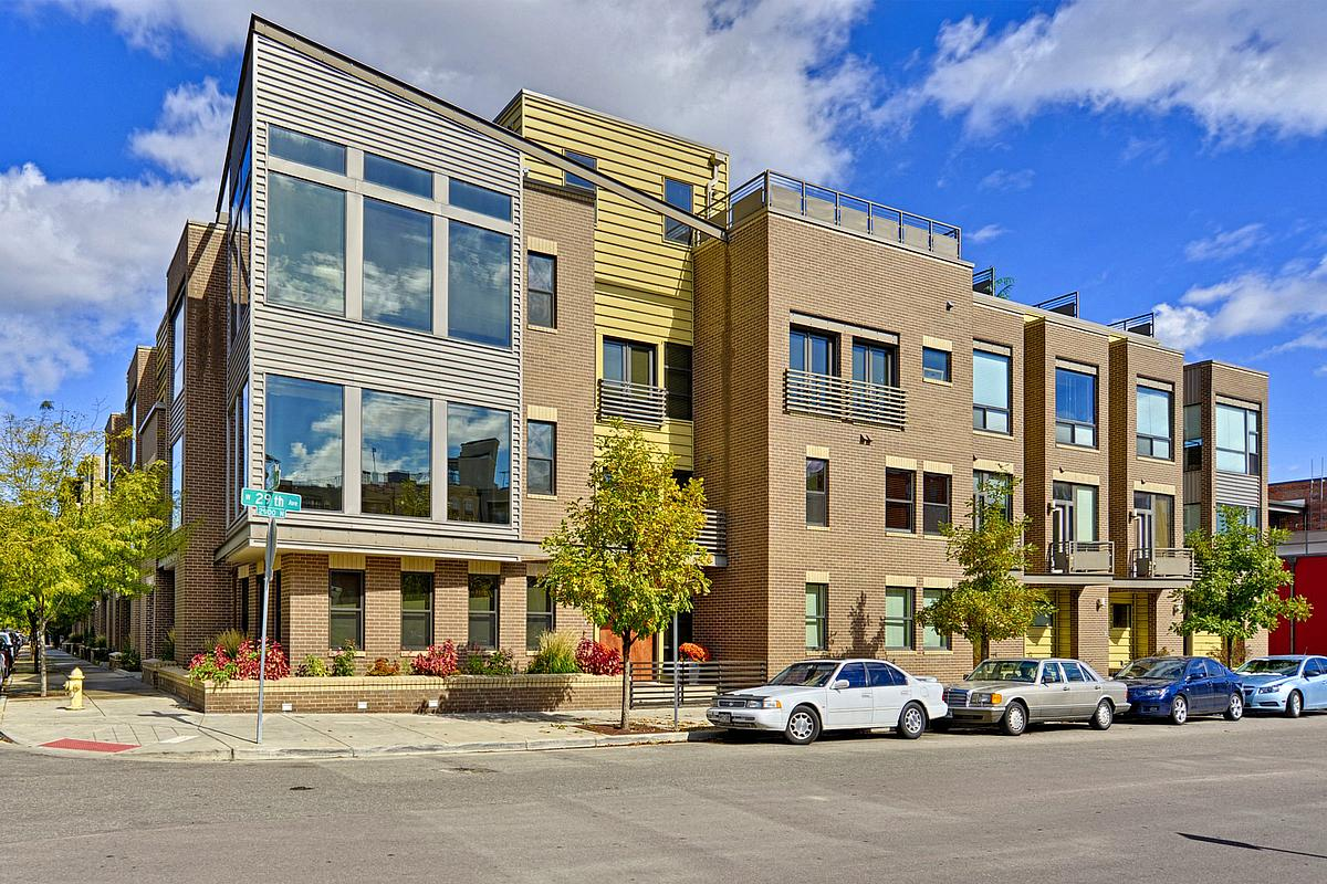 Just Listed: Downtown Denver Brownstone with Amazing Views!!