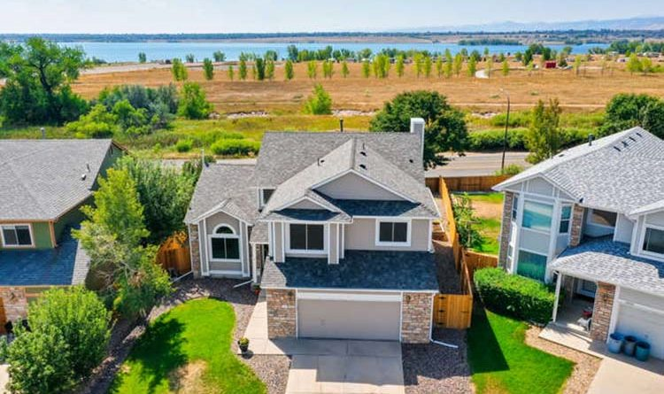 Just Sold: Standley Lake Home with Lake & Mtn Views