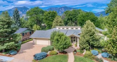 Just Sold: Unique Central Boulder Home