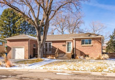 Just Listed: Mid Century Gem in Wheat Ridge